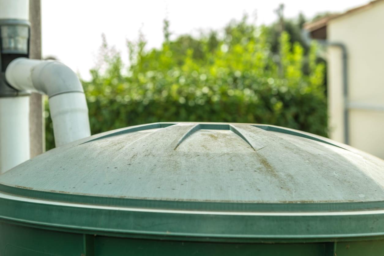 Regenwatertank